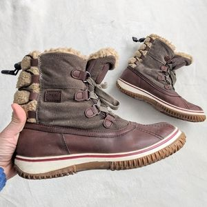 PAJAR Canada Iceland Waterproof Duck Snow Boots